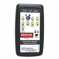 SCS / Desco - CTE701A - 3M Workstation Monitor Checker
