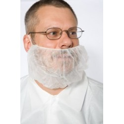 The Safety Zone - DBRD1000 - Beardcover, Cleanroom, 1000/case