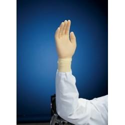 Kimberly-Clark - G5 - KIMTech Pure* G5 Natural Rubber Latex Ambidextrous 12 Cleanroom Gloves, Class 100