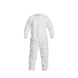 DuPont - IC253BWHS - IsoClean Coveralls, IC253 Series - Sterile