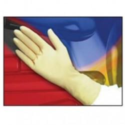 CT International - PFXT100 - PFXT Latex Powder-Free Gloves, Class 100, 10', Textured Grip