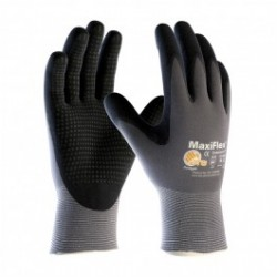 Protective Industrial Products (PIP) - 34-844 SERIES - MaxiFlex Endurance Seamless Knit Nylon Glove with Nitrile Coated Micro-Foam Grip on Palm & Fingers