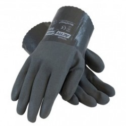 Protective Industrial Products (PIP) - 56-AG585 SERIES - ActivGrip Nitrile Coated Glove with Cotton Liner and MicroFinish Grip - 10'