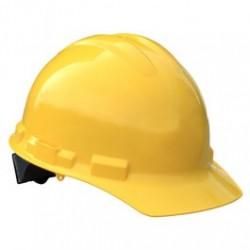 Radians - RADGHR4-Y - Radians Granite Cap Style Hard Hats, 4 Point Ratchet Suspension, Yellow