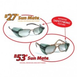 Safety Optical Service - SM-5327 - SM-5327 Sun-Mate Sideshields Compliance Pack