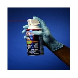 Techniglove - TG500 - TG500 Great Glove, Nitrile Powder-Free Gloves, Blue, Ambidextrous