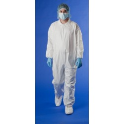 XtraClean - XC6030 - Microporous Disposable Polypropylene Coveralls