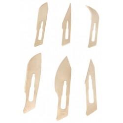 Eisco Scientific - BI0184B - Scalpel Blade, Handle No. 4