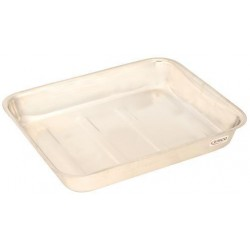 Eisco Scientific - BI0186E - Dissecting Tray 38x30cm., S.Steel, without wax