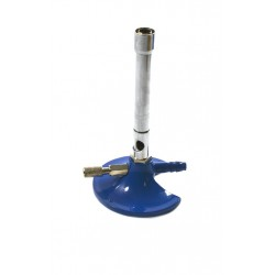 Eisco Scientific - CH0091B - Eisco Labs Bunsen Burner With Needle Valve - Natural Gas