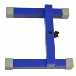 Eisco Scientific - CH0656 - Eisco Labs Base H Shape Retort Stand; 20cm X 20cm; 3Kg