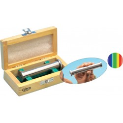 Eisco Scientific - PH0594A - Eisco Labs Advanced Direct Vision Spectroscope in Wood Case