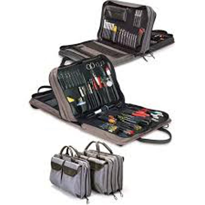 Jensen Tools - JTK-7500 - Inch Medical Equipment Kit in Single Gray Ballistic Nylon Case