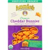 Annie's Homegrown - 0369934 - Annies Homegrown Snack Crackers - Organic - Cheddar Bunnies - 6.75 oz - case of 12