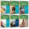 PC Treasures - 18260 - 6 pack of Pilate DVDs