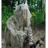 GhillieSuits - PP-G-BOW-D-D-2XL-LH - Synthetic Ultra-Light Ghillie Bow Hunting Jacket Left Hand Desert 2XL