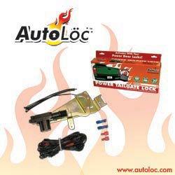 AutoLoc - TL14 - Tailgate Tailoc 1995-2004 Toyota Tacoma