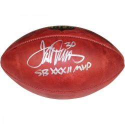 Steiner Sports - DAVIFOS000001 - Terrell Davis Signed NFL Duke Football w SB XXXIII MVP Inscription