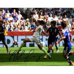 Steiner Sports - HOLIPHS008000 - Lauren Holiday Signed 2015 World Cup 8x10 Photo