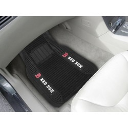 Fanmats - 13831 - Boston Red Sox Deluxe Mat 21x27