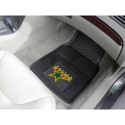 Fanmats - 10640 - Dallas Stars 2-pc Vinyl Car Mat Set