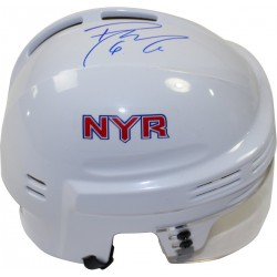 Steiner Sports - MCILMIS000001 - Dylan McIlrath Signed New York Rangers White Mini Helmet