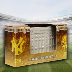 Steiner Sports - YANKFRU000001 - New York Yankees Mini Replica Frieze Model