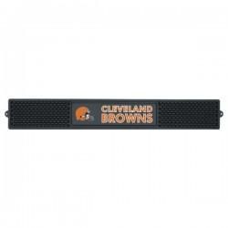 Fanmats - 13982 - Cleveland Browns Drink Mat 3.25x24