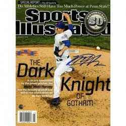 Steiner Sports - HARVMAS000002 - Matt Harvey Signed 5/20/2013 Sports Illustrated Magazine