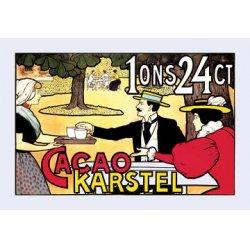 Buyenlarge - 01583-7P2030 - Karstel Cocoa 20x30 poster