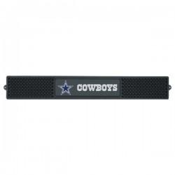 Fanmats - 13983 - Dallas Cowboys Drink Mat 3.25x24
