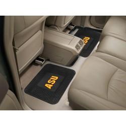 Fanmats - 13214 - Arizona State Backseat Utility Mats 2 Pack 14x17