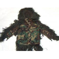 GhillieSuits - S-BDU-J - Sniper Ghillie Suit Jacket