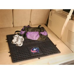 Fanmats - 10965 - Columbus Blue Jackets Heavy Duty Vinyl Cargo Mat
