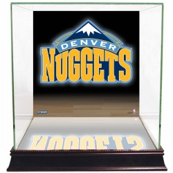 Steiner Sports - CASEBKU0001DN - Denver Nuggets Logo Background Case