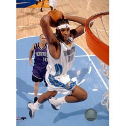 Steiner Sports - ANTHPHU008005 - Carmelo Anthony Dunk vs Sacramento 8x10 Photo uns