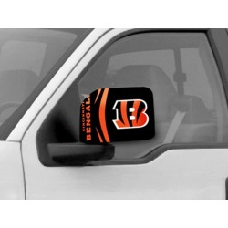 Fanmats - 11979 - Cincinnati Bengals Large Mirror Cover