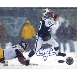 Steiner Sports - PENNPHS016007 - Chad Pennington Snow Run vs Steelers 16x20 Photograph