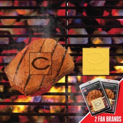 Fanmats - 13208 - Chicago Bears Fanbrand 2 Pack