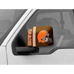 Fanmats - 11981 - Cleveland Browns Large Mirror Cover