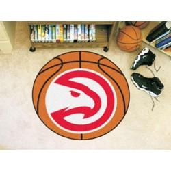 Fanmats - 10221 - NBA - Atlanta Hawks Basketball Mat 27 diameter