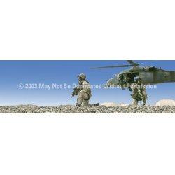 ClearVue Graphics - AVA-014-20-65 - Window Graphic - 20x65 Rescuemen
