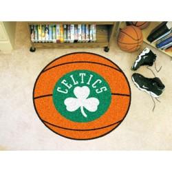 Fanmats - 10220 - NBA - Boston Celtics Basketball Mat 27 diameter