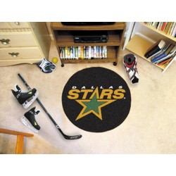 Fanmats - 10638 - Dallas Stars Puck Mat