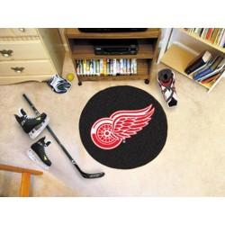 Fanmats - 10271 - Detroit Red Wings Puck Mat