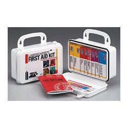 First Aid Only - 271-U-FAO - Landscapers kit- 10 unit- 94 piece- plastic case w/ gasket- 1 ea.