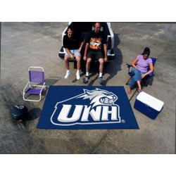 Fanmats - 1094 - University of New Hampshire Ulti-Mat 5x8