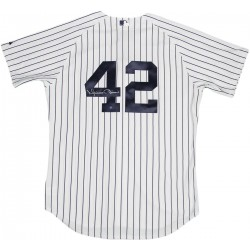 Steiner Sports - RIVEJES000014 - Mariano Rivera Authentic Yankees Home Jersey Signed on Back