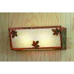 Meyda - 51692 - 16 Inch L Maple Leaf Vanity Light