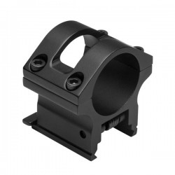 NcSTAR - MWMQ - NcStar Weaver Mount With Quick Release For 1flashlight/Laser